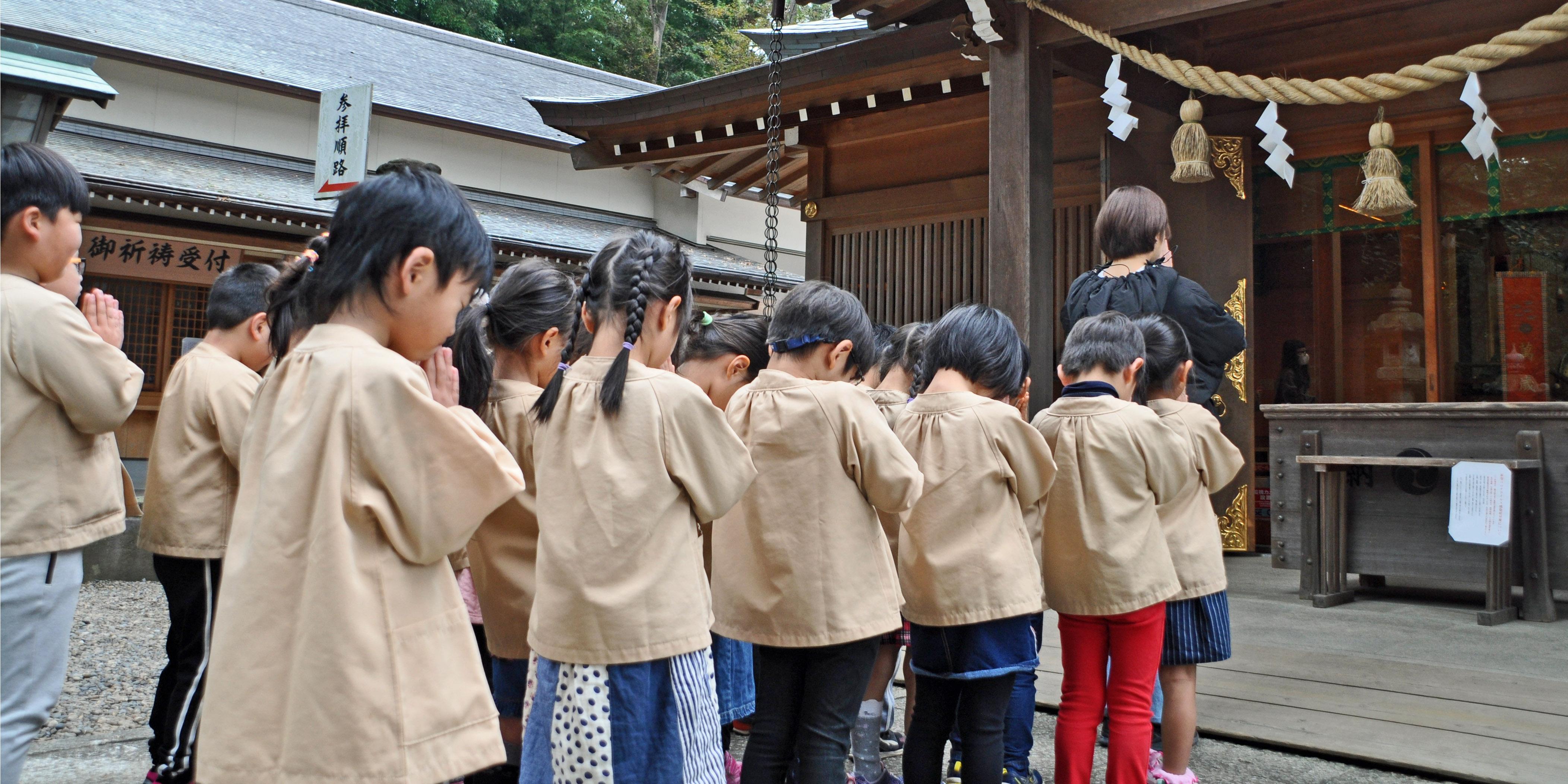 岩槻久伊豆神社